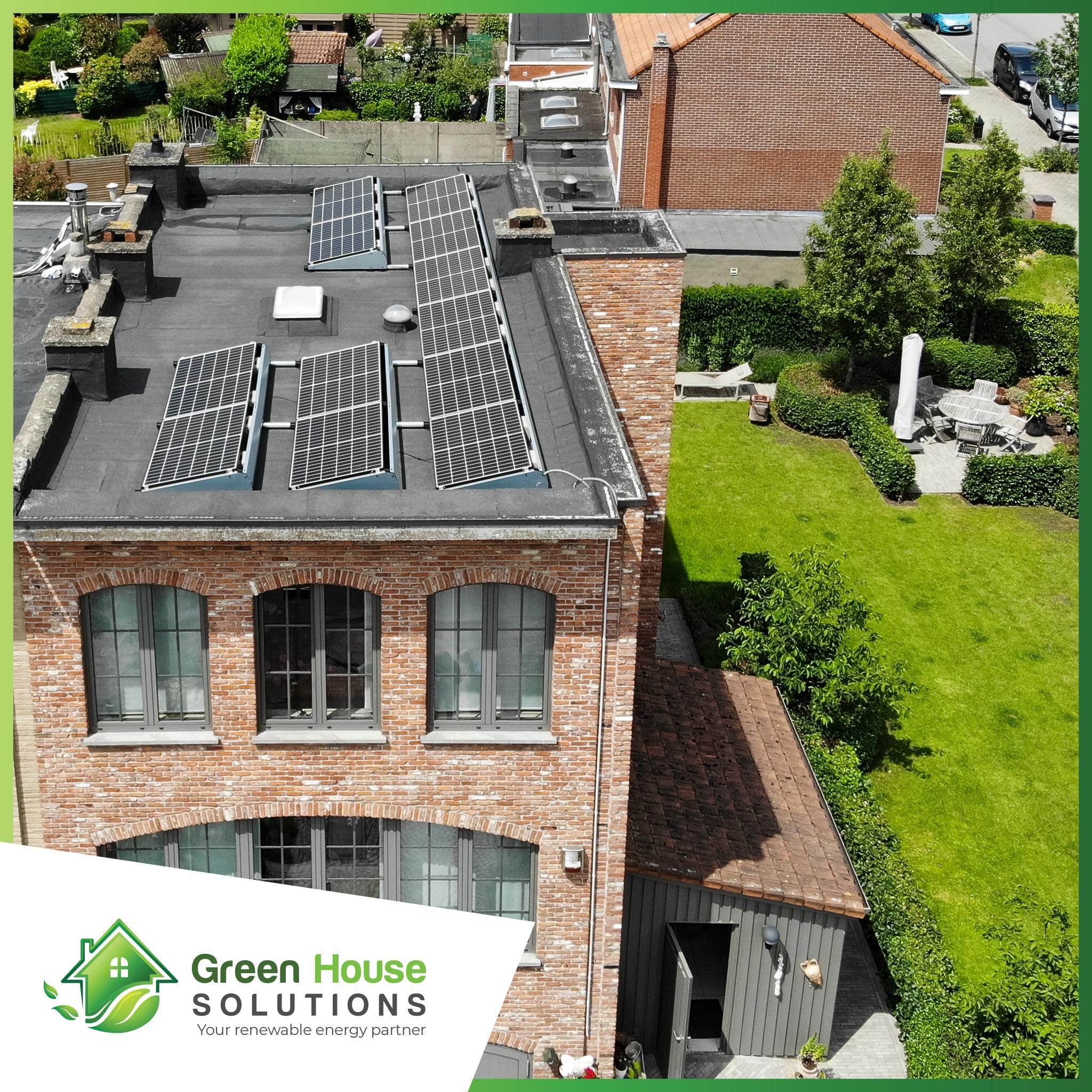 Green House Solutions zonnepanelen plaatsen installeren of kopen 00007