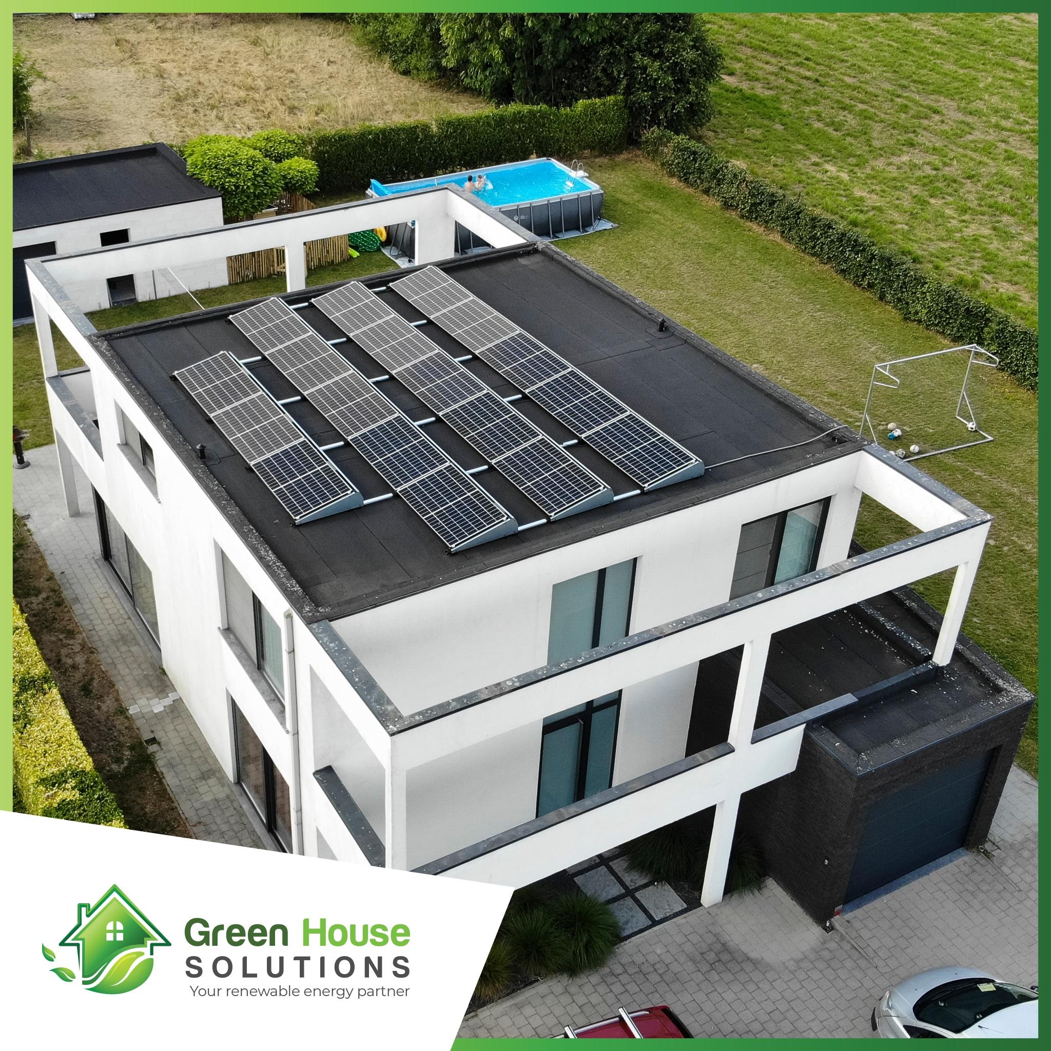 Green House Solutions zonnepanelen plaatsen installeren of kopen 00015