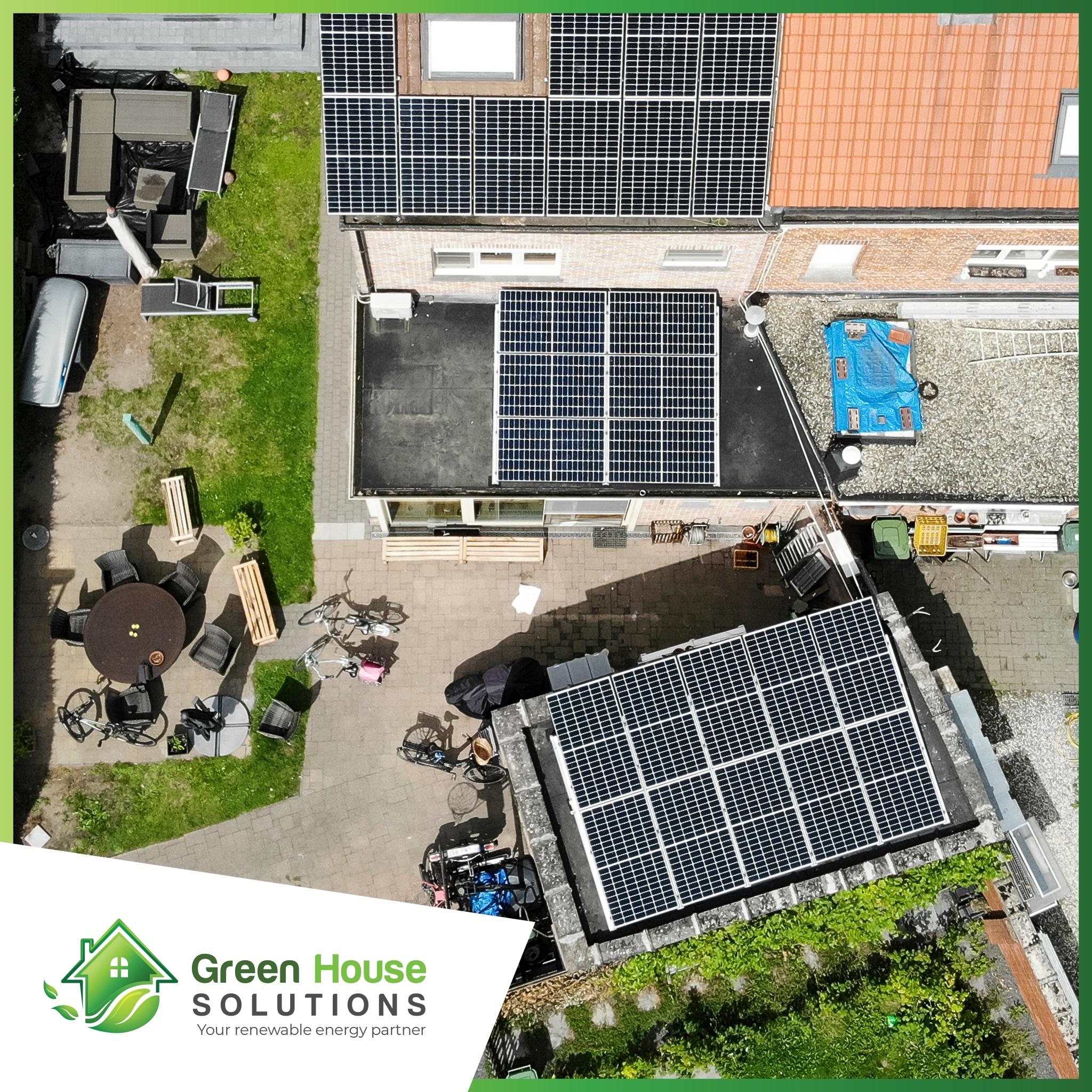 Green House Solutions zonnepanelen plaatsen installeren of kopen 00019