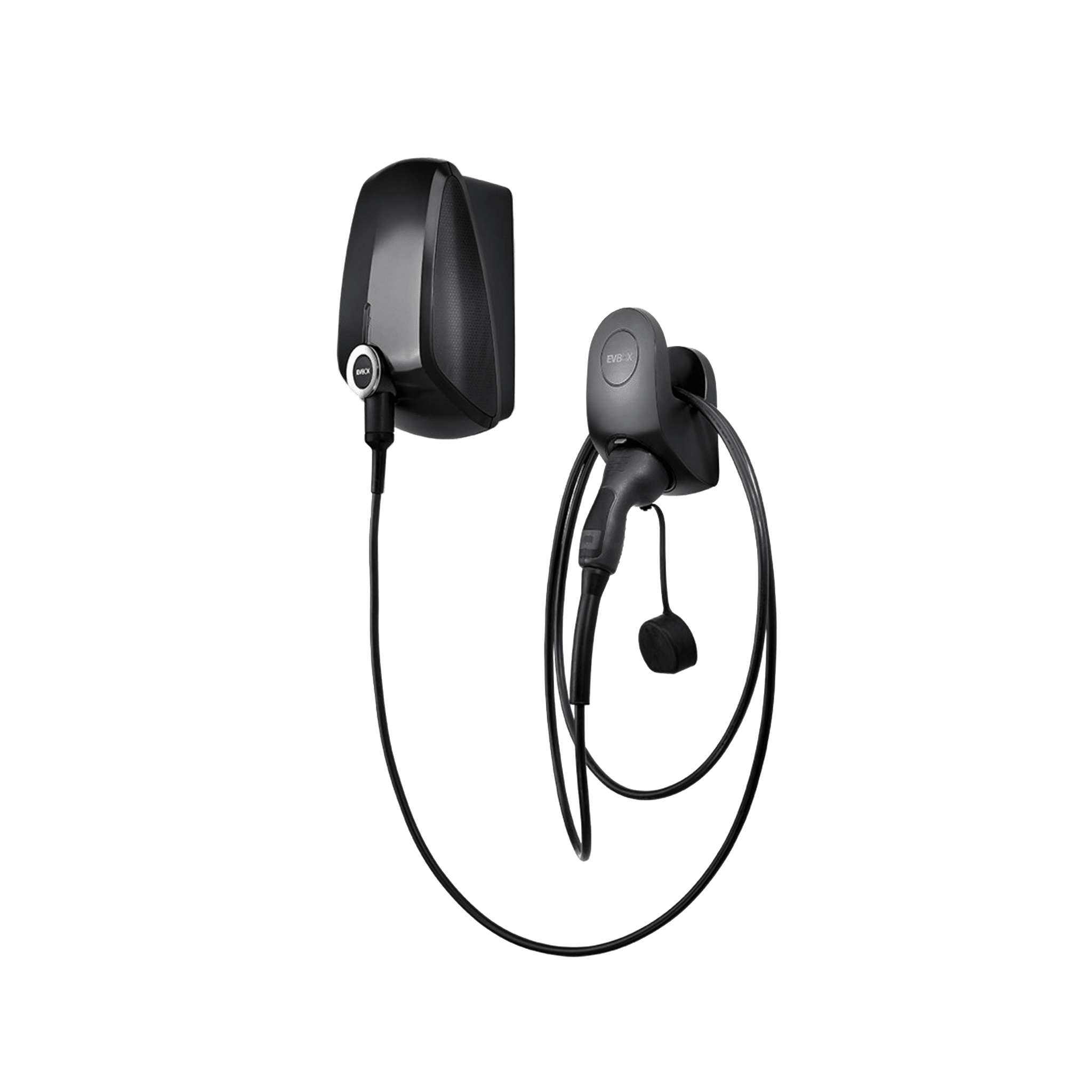 Green House Solutions Elvi Mistly Black Sideview